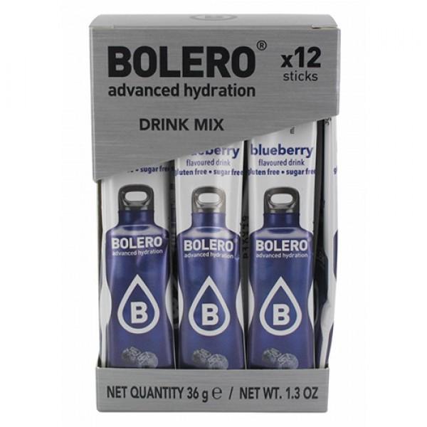 منكهات الماء بوليرو - نكهة التوت الازرق