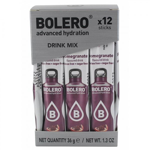 منكهات الماء بوليرو - نكهة الرمان