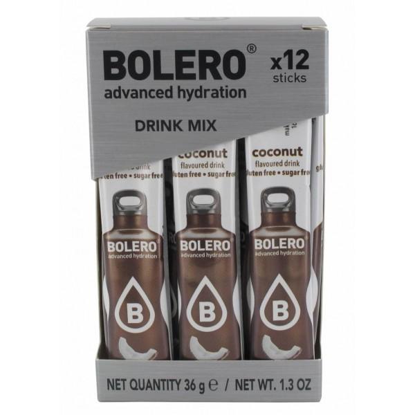 منكهات الماء بوليرو - نكهة جوز الهند