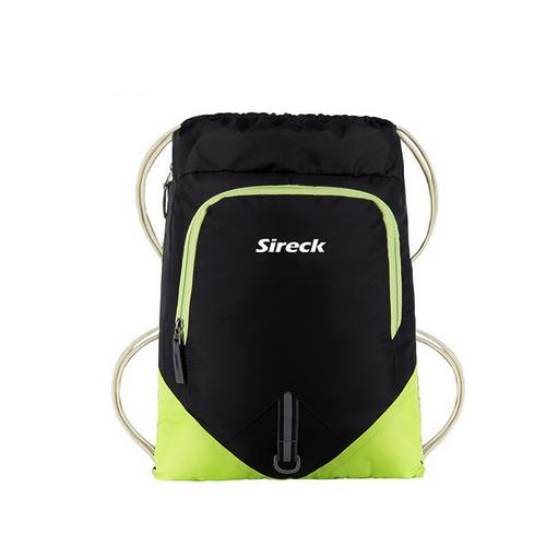 50710ff3776fd حقيبة ظهر رياضية - أخضر و أسود