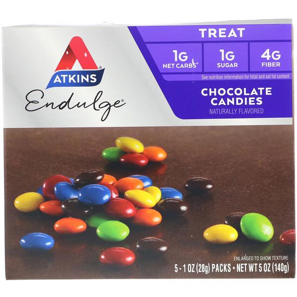 اتكنز حلوى الشوكولاتة