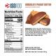 ايزو 100 نكهة الشوكلاته والفول السوداني