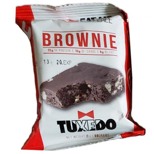 براوني بروتين من ايت مي نكهة توكسيدو