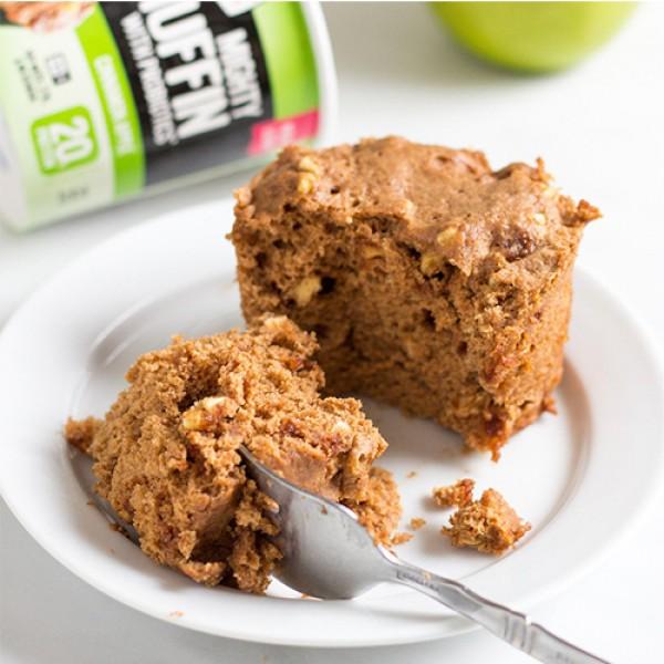 مافن بروتين فلاب جاكد نكهة التفاح والقرفة