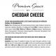 بريميوم صوص الجبنة الحارة من قوت سفن