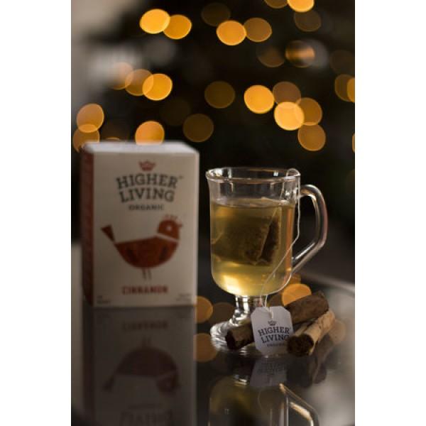 شاي قرفة عضوي من هاير لفينق