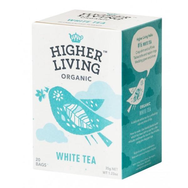 شاي أبيض عضوي من هاير لفينق