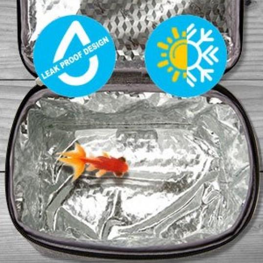حقيبة حافظة للطعام - ارجواني