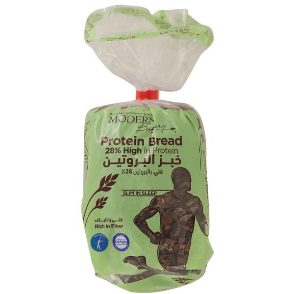 خبز توست عالي البروتين المخبز الحديث