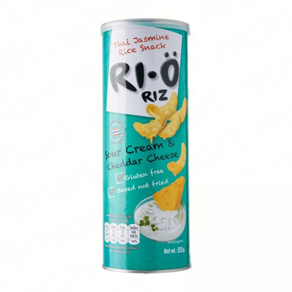 بفك ريو بنكهة الكريمة الحامضة وجبنة الشيدر