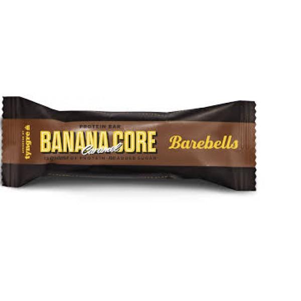 باربلز كور بروتين بار موز كراميل