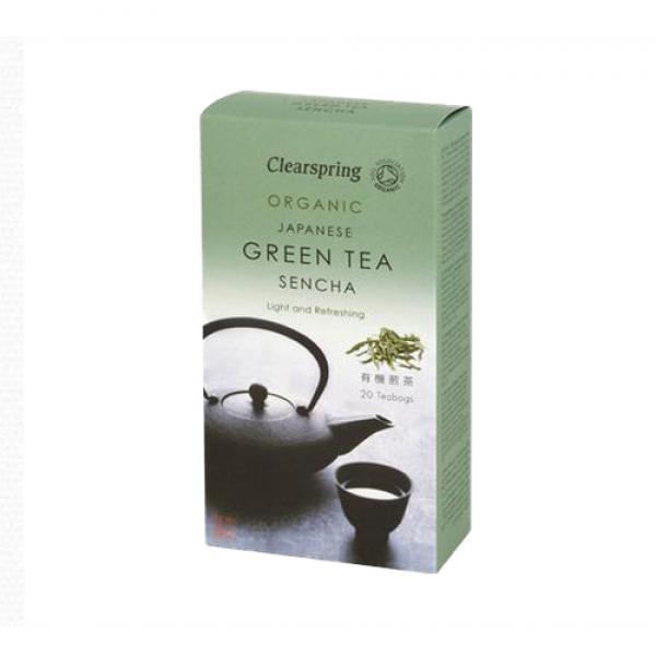 شاي أخضر عضوي - سينشا
