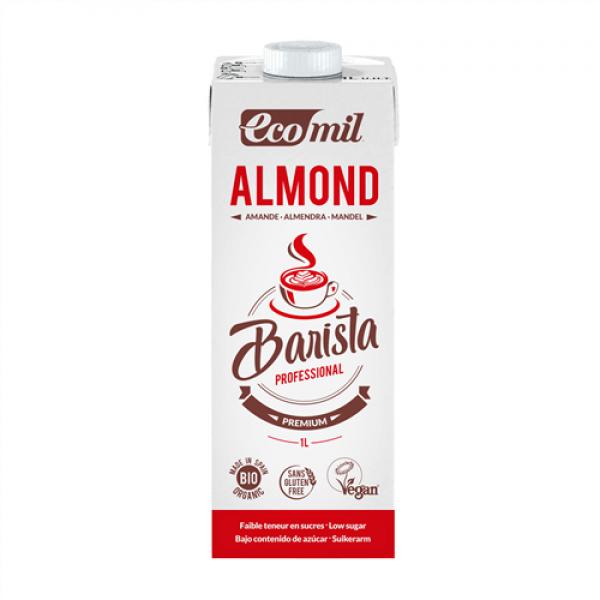 حليب اللوز بارستا للقهوة ايكوميل