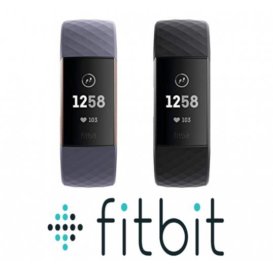ساعة Fit Bit Charge 3