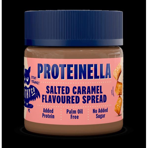 بروتينلا كراميل مملح هيلثكو