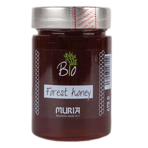 عسل الغابة العضوي موريا