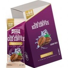 قهوة بروتين اسبريسو مصل شيف