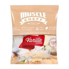 كوكيز بنكهة الفانيلا MuscleCheff