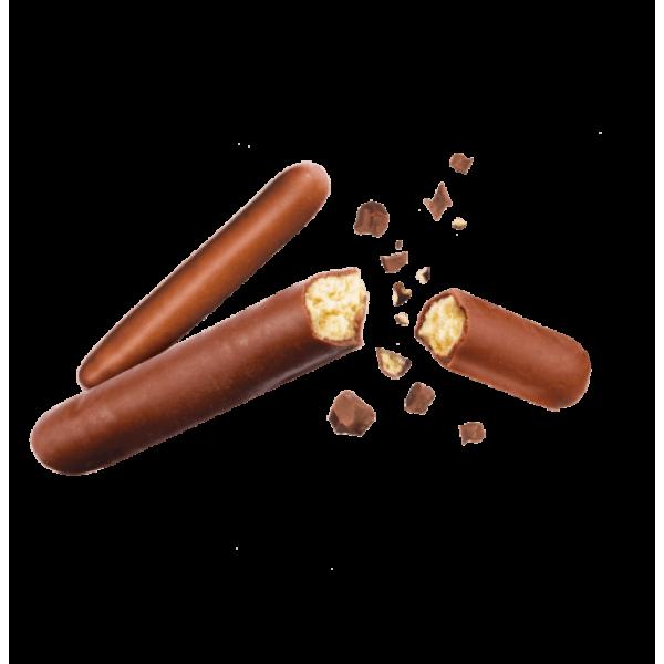 أصابع شوكولاته بالحليب ناتين
