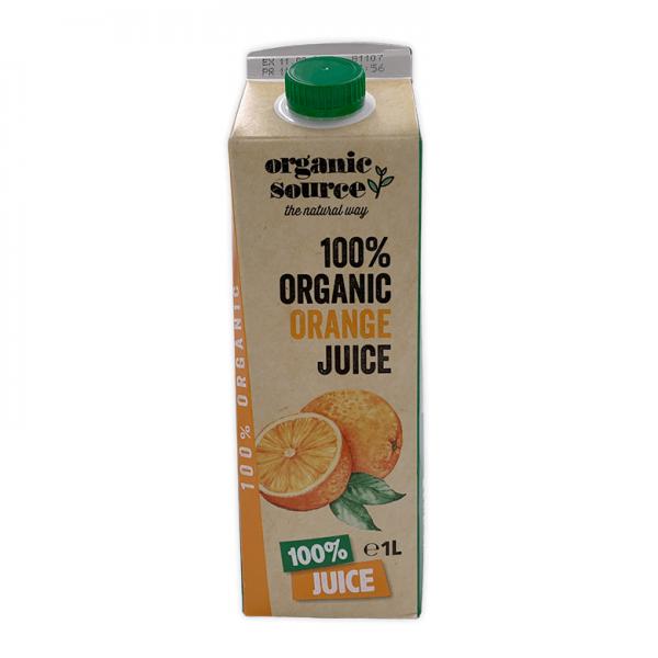 عصير برتقال طبيعي اورجانك سورس