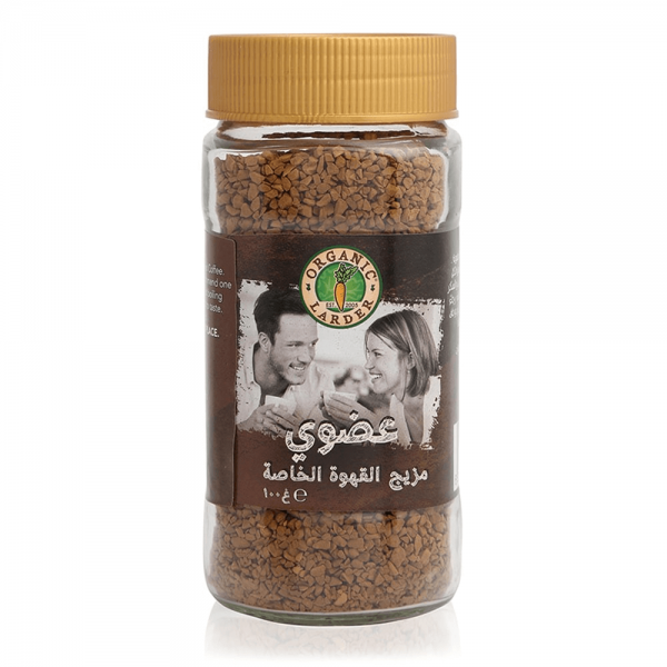 مزيج القهوة الخاصة اورجانك لاردير