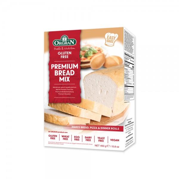 اورجران خليط الخبز الأبيض