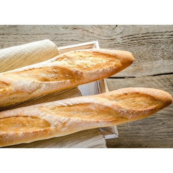 خبز فرنسي من شار