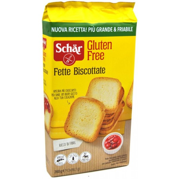 خبز فتي بسكوتيت (شابورة) من شار