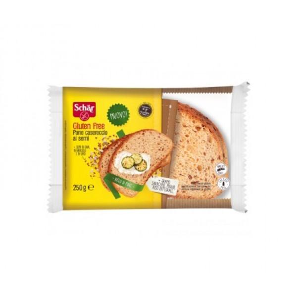 خبز بان كاسيريسيو من شار