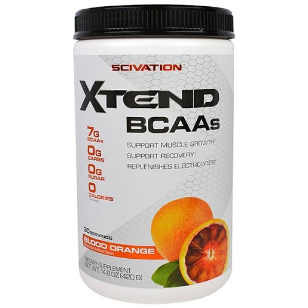 بي سي آي- BCAAs بنكهة البرتقال الأحمر