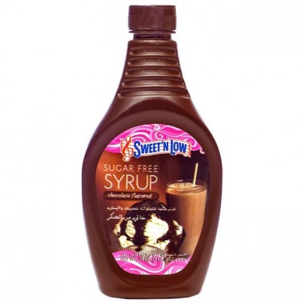 شراب بنكهة الكراميل خالي من السكر سويت أن لو